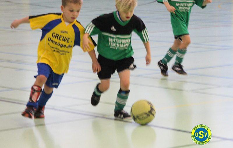 Jugend Fussball Osterbyer Sportverein